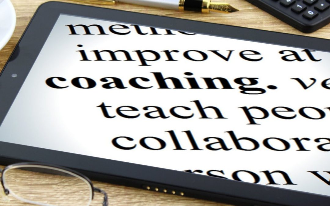 What does coaching involve?